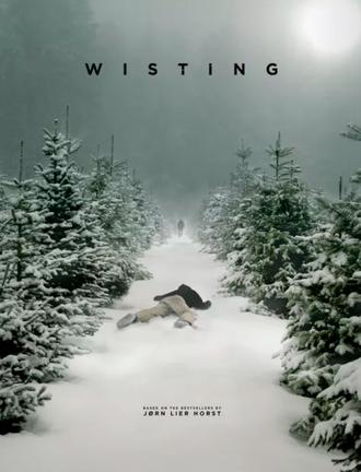 Slik ser Wisting-plakaten ut.