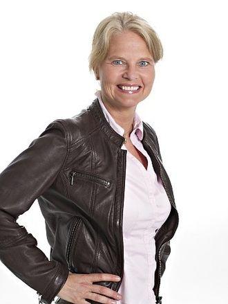 Trude Julie Dommerud er kommunikasjonssjef i Sykehuspartner.