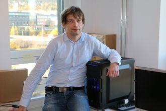 Laszlo Erdödi kommer til å lede det nye kurset som skal ta for seg penetrasjonstesting på Universitetet i Oslo.