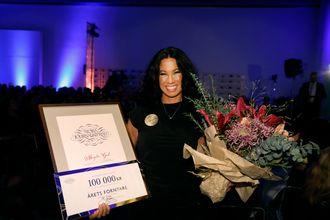 Magda Gad, Expressen tildelt prisen «Årets Förnyare» for