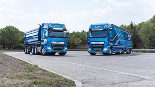 DAF CF og XF kåret til Truck of the Year 2018