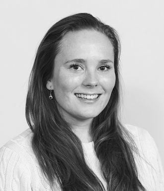 Thora Helene Støren (28) er ansatt i rollen som digital rådgiver i Tun Media.