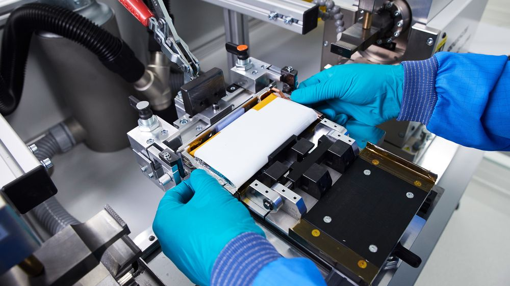BMW etablerer et forsknings- og utviklingssenter for å utvikle ny batteriteknologi.