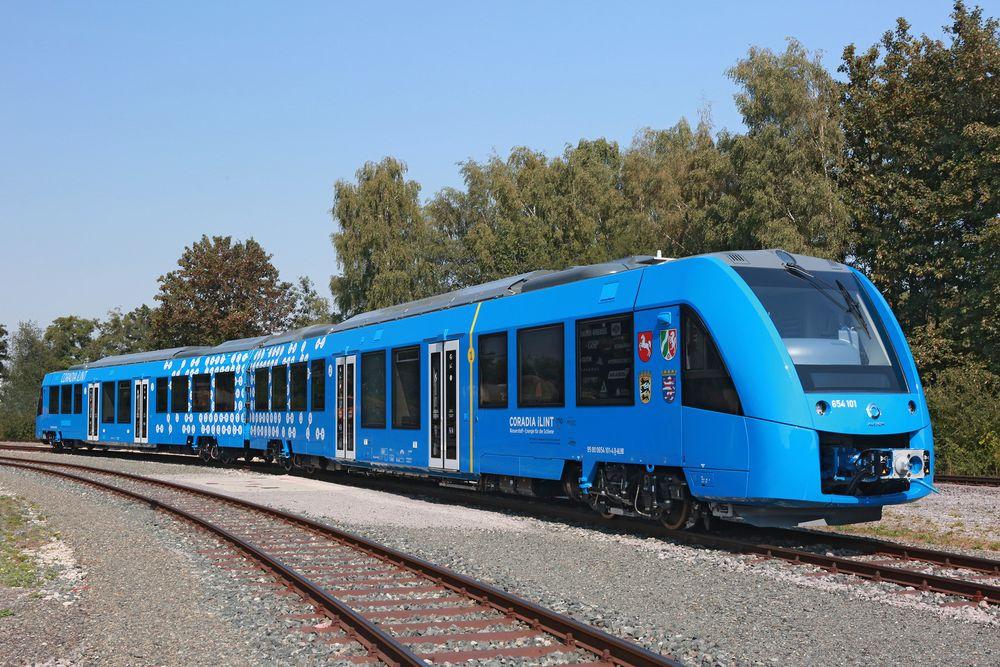 Hydrogentog: Alstom har solgt de første 14 iLint hydrogentogene og melder om veldig stor interesse.