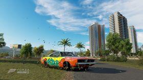 Det nye spillet skal foregå i en åpen verden, uten racing. Dette bildet er bra Forza Horizon 3.