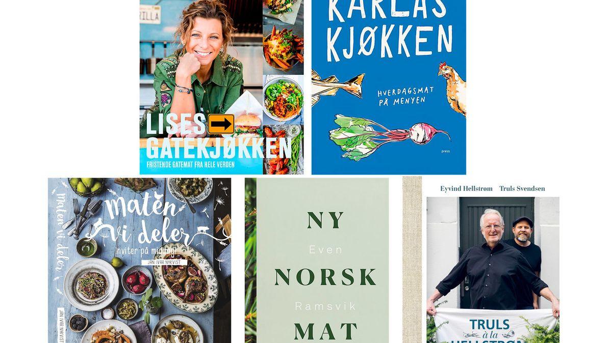 norske kokebøker