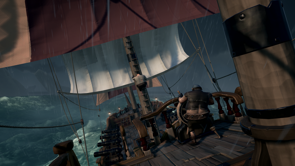 Alle er invitert til Sea of Thieves' neste tekniske test