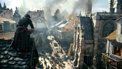 Paris var en kul by, men Unity var ikke revolusjonen man hadde håpet på.