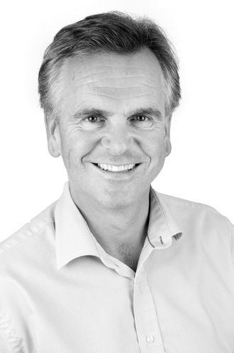 Administrerende direktør Martin Grøndahl i Gramo beklager at desember-utbetalingen blir utsatt i tre måneder.