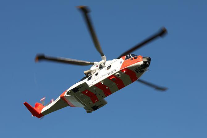 Helikopteret er registrert som ZZ103 med halenummer 0268 og er det fjerde helikopteret som er produsert for Norge da det forlot fabrikken 17. november.