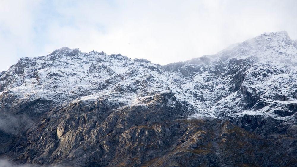 Det mye omtalte fjellområdet Veslemannen.
