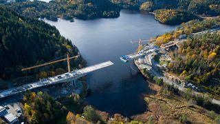 Skal krangle om regningen for Skanska Norges største kontrakt i åtte uker