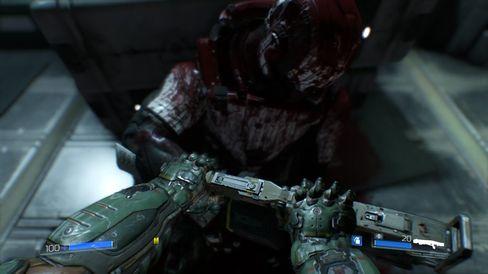 Doom byr på mange herlege våpen.