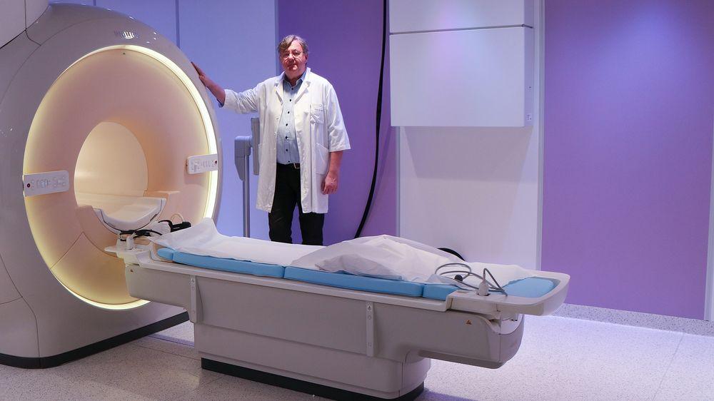 Har sjekket: Dr. med. Petter Hurlen, ved divisjon for diagnostikk og teknologi, har, sammen med konsulenter fra Capgemini, brukt IBMs Watsonteknologi for å hente ut svar rundt pakkeforløp i kreftbehandling som ellers ville vært svært vanskelig å få tak i.
