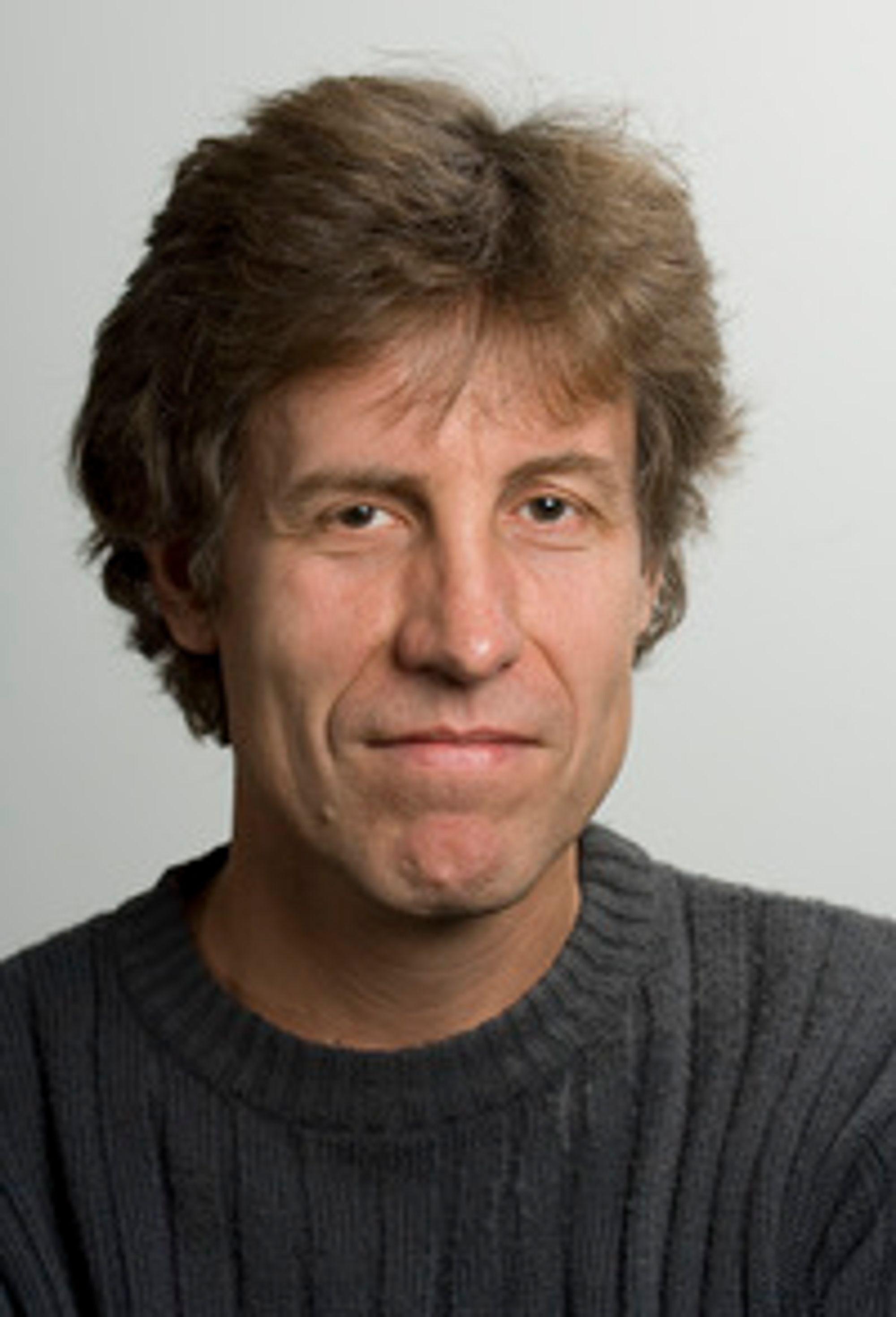 Torkel Bjørnskau, forskningsleder ved avdeling for sikkerhet og miljø ved Transportøkonomisk Institutt.