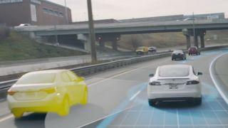 Vegvesenet: Teslaens teknologi kan gjøre førerne mer trafikkfarlige