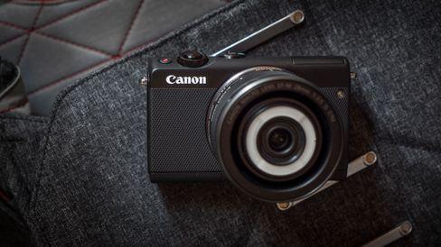 Det er veldig mye bildekvalitet for størrelsen og prisen, men det er et enkelt kamera for enkel bruk.