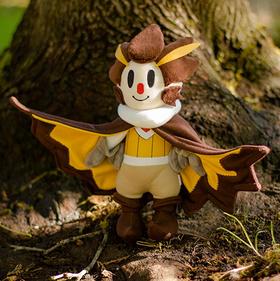 Denne søte Owlboy-figuren kan bli din.