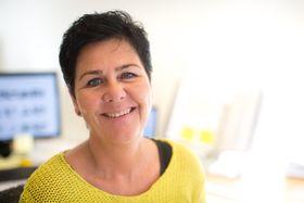 Hos Lindal Treindustri går produksjonen av bygningselementer for fullt, og budsjettet for 2017 er oppnådd flere måneder før årsskiftet, forteller salgsleder Helena Guttormsen.