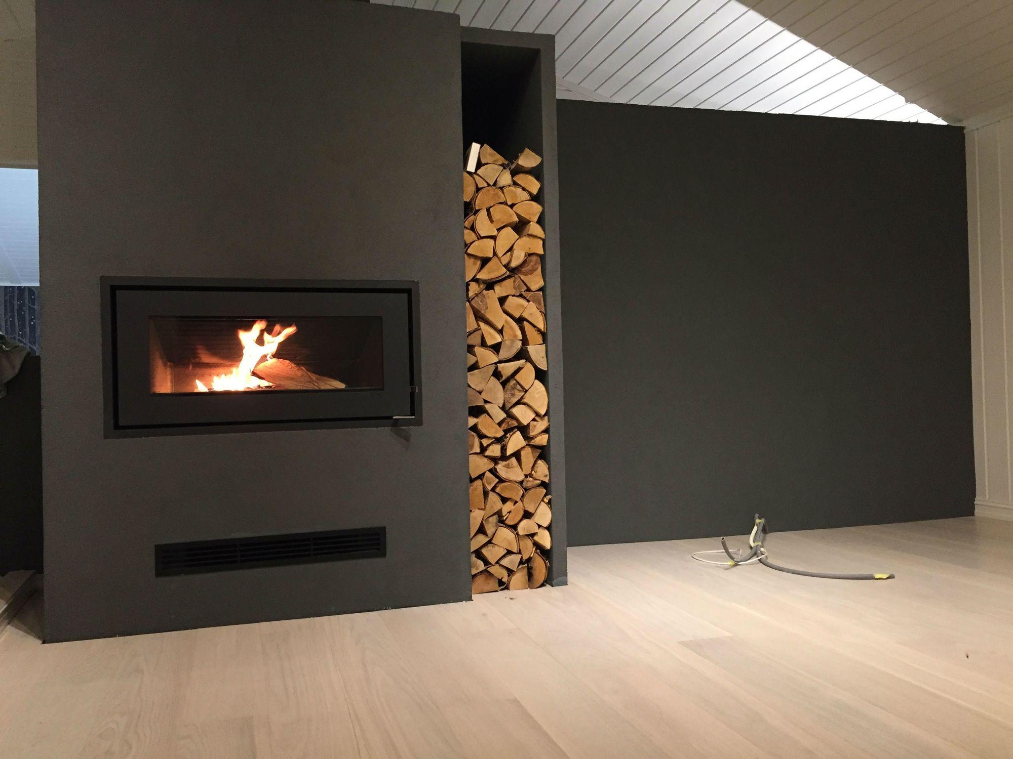 LUNE KVELDER: Denne varmer og ser bra ut!