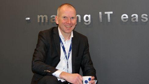 Ove Evensen, rådgiver i Telecomputing på blant annet Azure Stack.