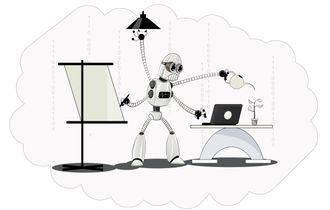 Flere mener at kunstig intelligens krever en etisk bevissthet fra ingeniørene. Illustrasjonsfoto: Colourbox
