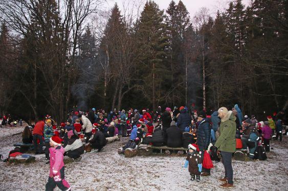 POPULÆRT: Nissefesten var populær i fjor, og arrangørene håper det blir like stor suksess som tidligere år.