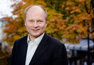 Statssekretær Lars Andreas Lunde (H).