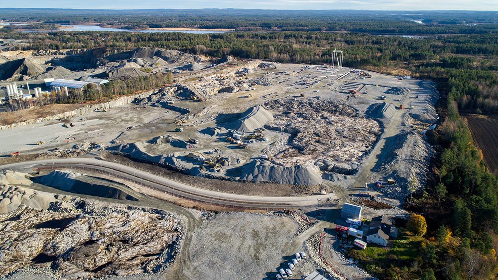 a6c30833 Planlagt overtakelse av det kommende lageret på 62 000 kvadratmeter er  planlagt 1. mai 2019