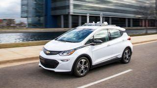 GM lanserer selvkjørende drosjer innen to år