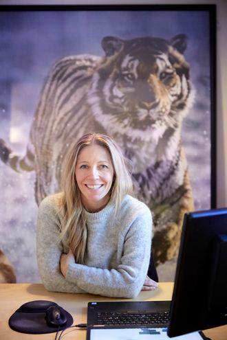 Dyrenes venn: – 60 prosent av alt dyreliv er i ferd med å gå tapt. Dette er arter som er truet av utryddelse på grunn av klimaendringer, sier Nina Jensen.