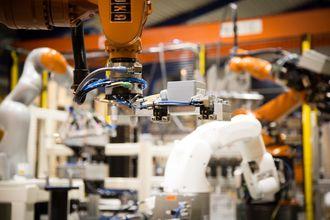 Det blir 11 produksjonsceller i batterifabrikken til Siemens.