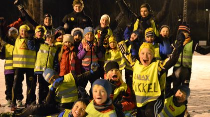 Skisesongen i gang for fullt