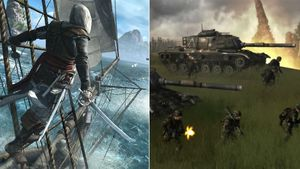 Assassin's Creed IV: Black Flag er gratis akkurat nå