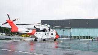Departementet innrømmer: Det kan bli forsinkelser i AW101-leveransene
