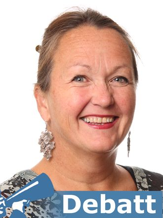 Cat Holten er avdelingsdirektør for digitalisering i Brønnøysundregistrene og har ansvaret for blant annet Altinn.
