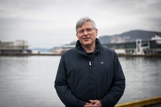 Per Wilhelm Nieuwejaar, Rederisjef ved Havforskningsinstituttet.