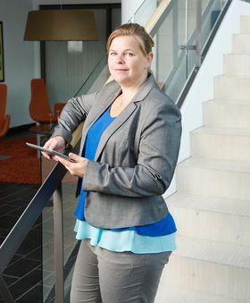 Peggy Heie, administrerende direktør i NorSIS, peker på at nordmenn bekymrer seg for feil type digitale trusler.