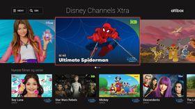 Serier fra Disney dukker opp før jul, mens filmene drøyer til neste år.