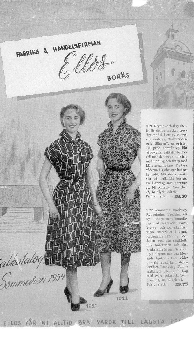 Ellos anno 1954.
