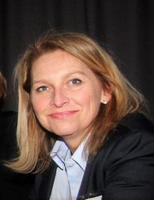 Annonsesjef Elisabeth Sjørbotten.