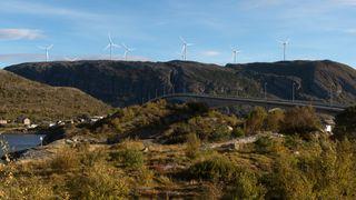 Slik blir Norges største vindpark