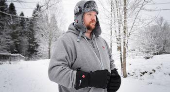 Venture Heat oppvarmede klær