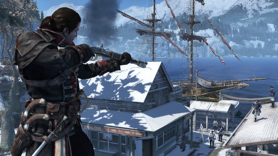 Assassin's Creed Rogue kommer trolig til PlayStation 4 og Xbox One