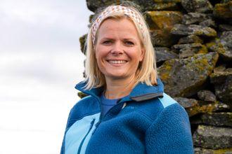 Programleder Ingrid Gjessing Linhave.