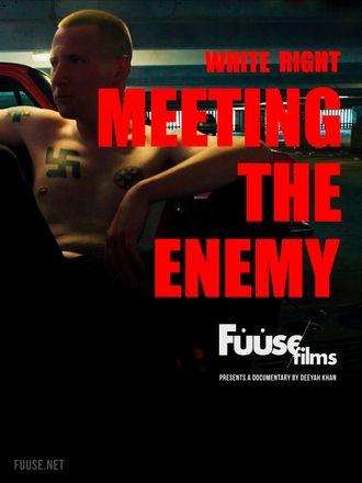 Den Emmy-prisbelønte, norsk-britiske filmskaperen Deeyah Khan er klar med ny film, som vises i Storbritannia 11. desember: White Right: Meeting the Enemy