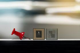Den nye Snapdragon 845-brikken som nylig ble kunngjort av Qualcomm.