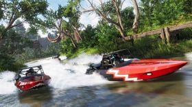 The Crew 2 introduserer kappløp med båt og fly, såvel som med bil.