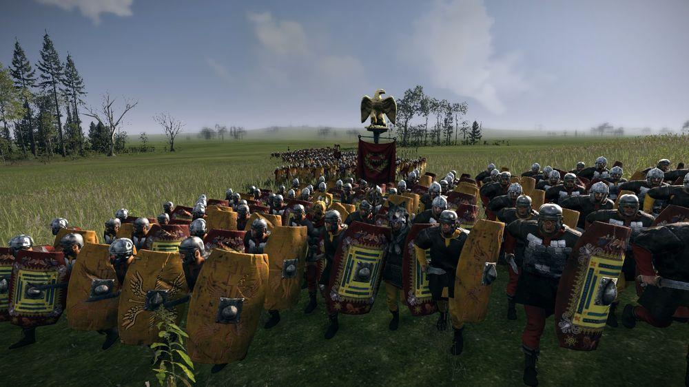 Fremad, romere!