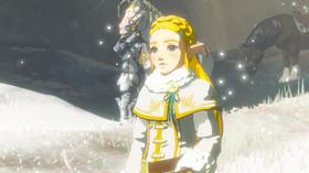 Zelda er også med i den nye historieutvidelsen.